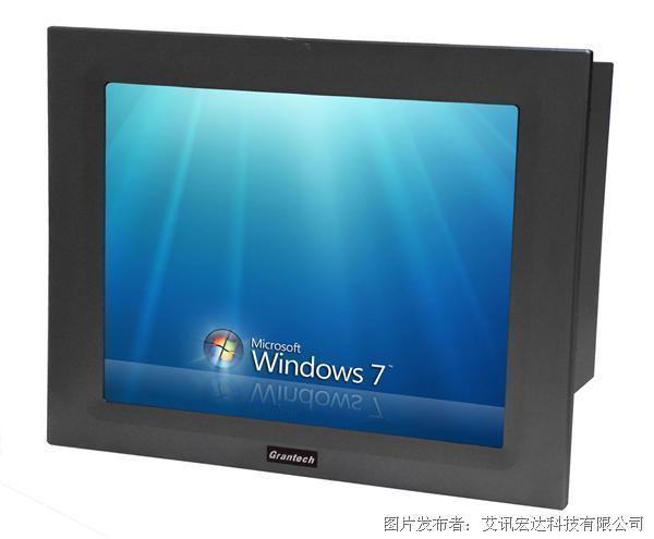 艾讯宏达PAD6315-BT2P凌动四代扩展型工业平板电脑