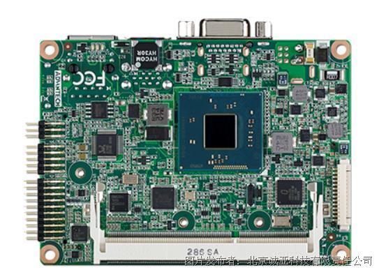 研华MIO-2263 2.5寸Pico-ITX 单板电脑