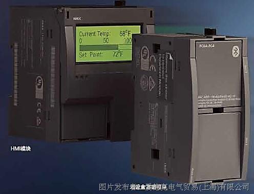 和泉 MICROSmart FC6A Plus系列CPU模块