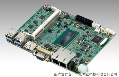 研華MIO-5271 3.5寸MI/O單板電腦