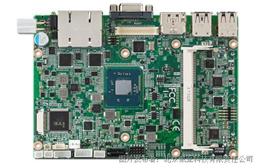 研华MIO-5251 3.5寸MI/O单板电脑