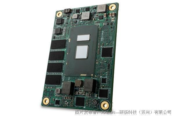 研扬NANOCOM-KBU COM Express Type 10 迷你型CPU模块