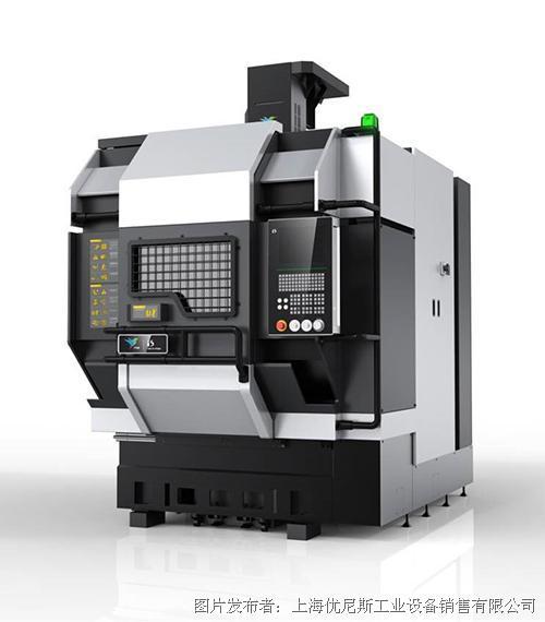 i5M8.4智能多轴立式加工中心