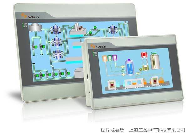 SANCH三碁 SPN 系列 通用触摸屏