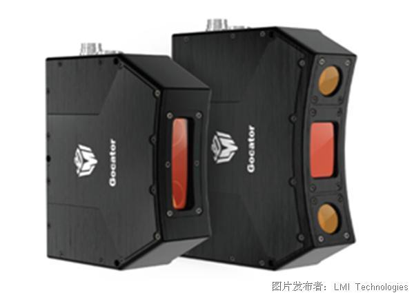 LMI Gocator3506双目快照式传感器