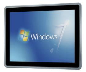 达文科技DPC-4150  15寸全平面工业平板电脑一体机