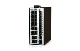 迈森科技 MS22M-4G千兆网管型工业交换机