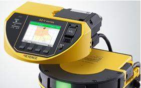 基恩士  SZ-V 系列安全激光扫描仪