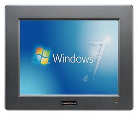 达文科技12寸超薄、无风扇工业平板电脑一体机