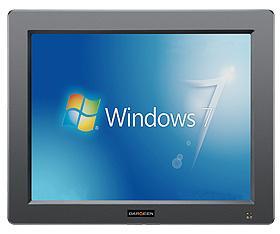达文科技 15寸超薄、无风扇工业平板电脑一体机