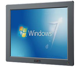 达文科技DCP-3150 15寸超薄、无风扇工业平板电脑一体机