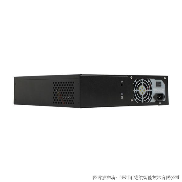 德航智能24个USB口多扩展工控机