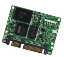 宜鼎國際SATA Slim 3SE-P嵌入式儲存卡