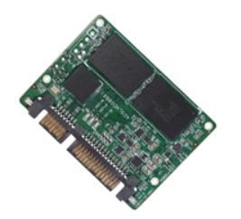 宜鼎国际SATA Slim 3SE3嵌入式储存卡