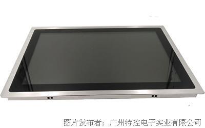 广州特控PPC-HW1962CT 19寸双网口工业平板电脑