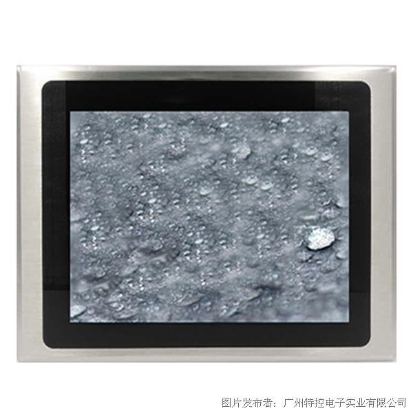 广州特控PPC-H1262CT 12.1寸双网口工业平板电脑