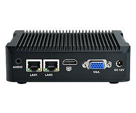 达文EBC-1122无风扇微型嵌入式计算机