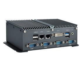 达文EBC-1124无风扇微型嵌入式计算机