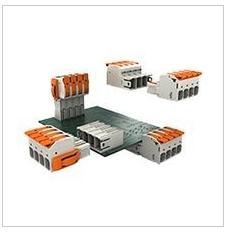 万可 带有操作杆的接插式大功率PCB连接器