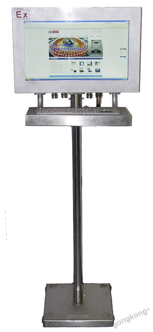 亞華興YHX-170EC I7系列防爆鍵鼠電腦