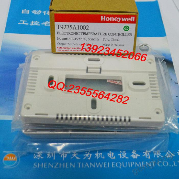 Honeywell美国霍尼韦尔T9275A1002数显温度控制器