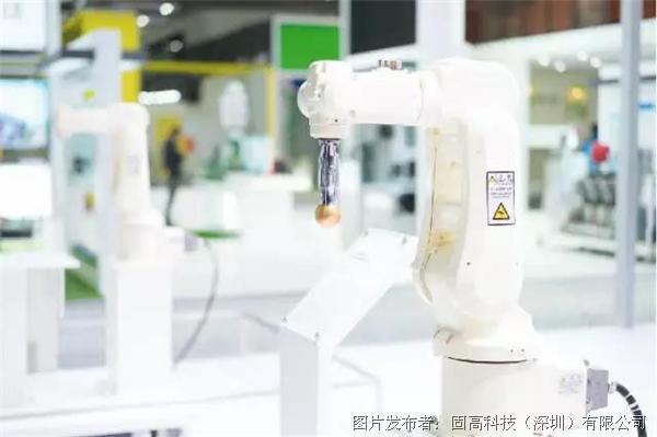 固高科技 無傳感碰撞檢測機器人