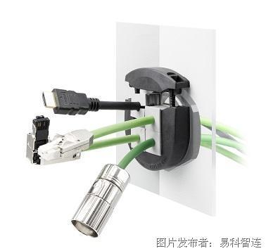 易科智連KVT-ER 可分穿線系統