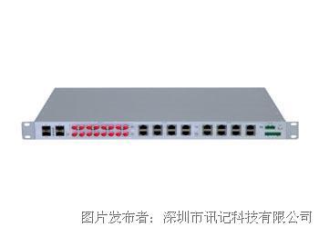 讯记 CKS6228 4GE+24FE电力专用工业以太网交换机