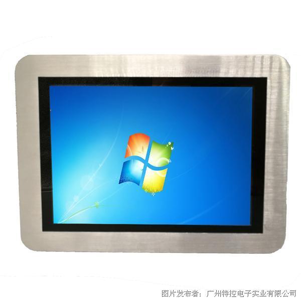 广州特控PPC-H1062CT 10.4寸工业平板电脑