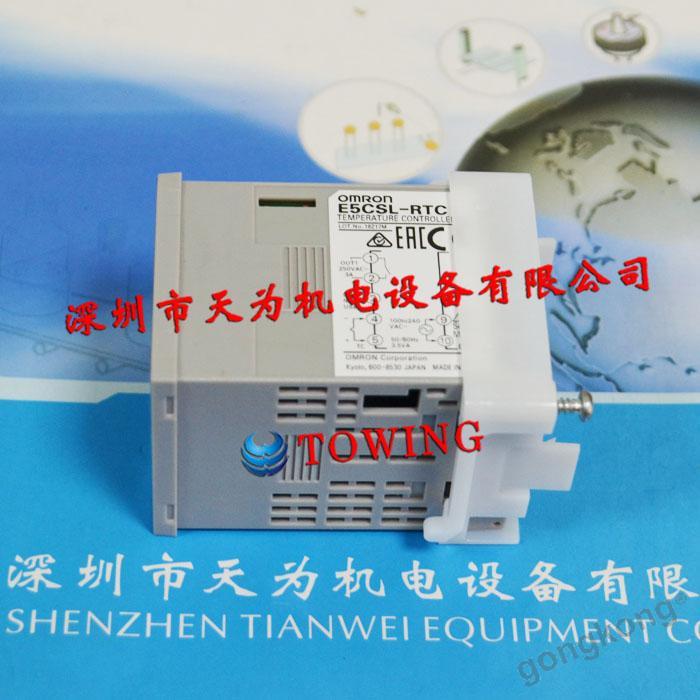 OMRON日本欧姆龙E5CSL-RTC温控器