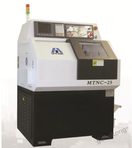 铭钛MTNC-25排刀式数控车床