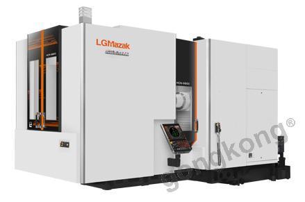 马扎克HCN6800L 卧式加工中心