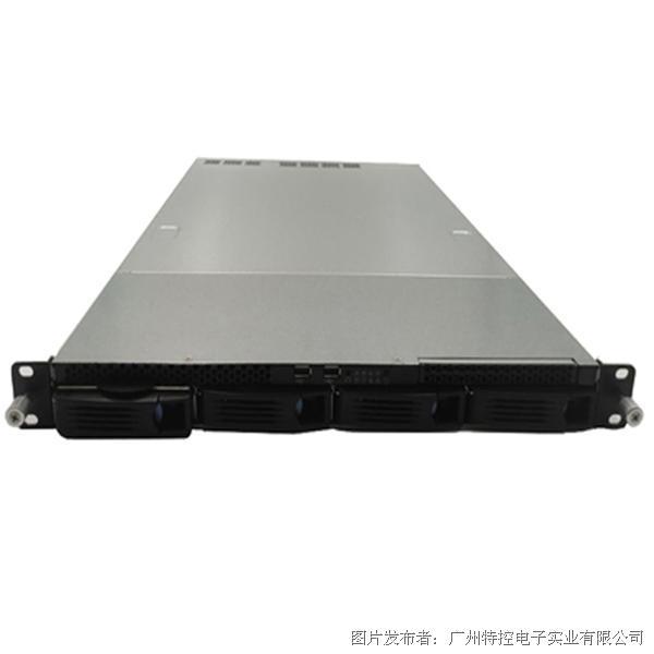 特控EIS-H1103R可定制1U机架式工业服务器
