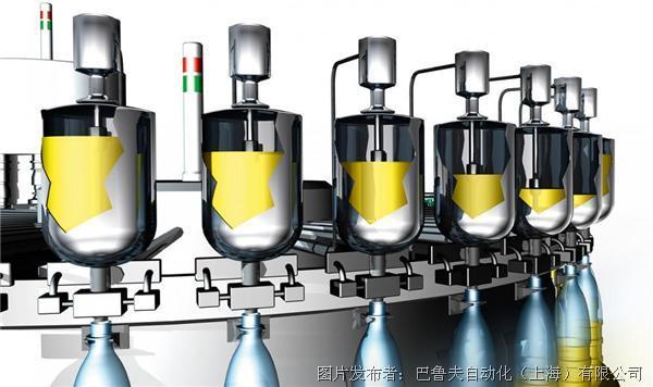 巴鲁夫 用于液位测量的磁致伸缩线性位置测量系统