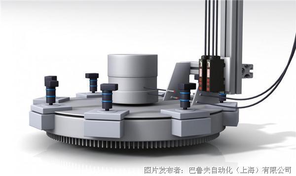 巴鲁夫 用于塑料和玻璃纤维的光纤设备