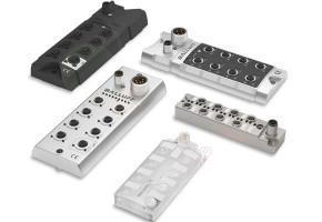 巴鲁夫 IO-Link传感器/执行器集线器