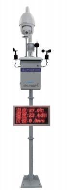 智易ZWIN-YCVO6扬尘视频在线监测仪