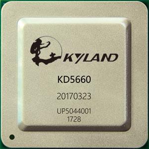 东土科技KD5660工业通信芯片