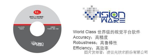凌云VisionWARE视觉平台软件