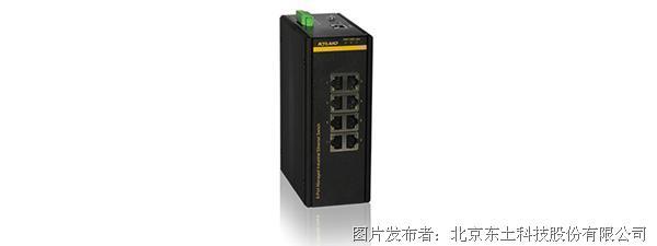 东土科技SICOM3008PN Profinet交换机