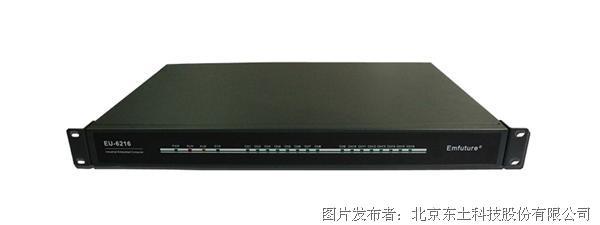 东土科技EU-6216架构机架式嵌入式计算机