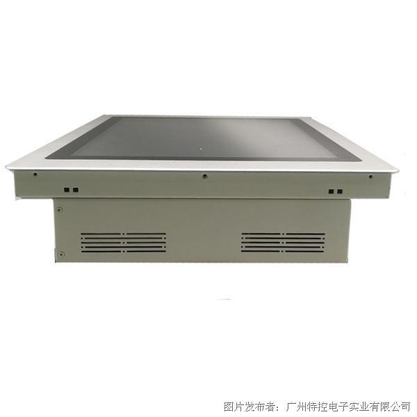 广州特控PPC-H17102CT 17寸扩展型2个PCI 或PCIe工业平板电脑