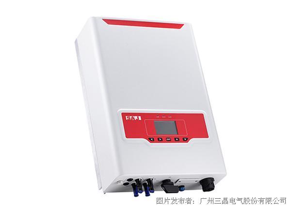 Suntrio Plus 4K-10K三相光伏逆變器