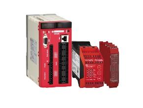 施耐德电气XPS安全继电器模块