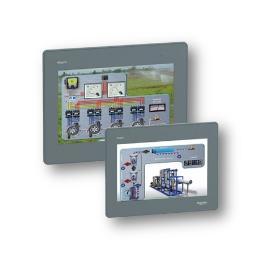施耐德电气睿易系列 Magelis GXU触摸屏高级面板