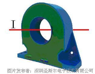 聖斯爾CE-IJ03-#4E(9/10/11)-0.5大電流單相交流電流隔離變送器