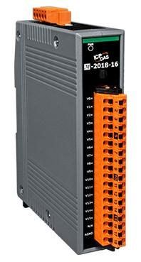 泓格科技M-2018-16 16通道模拟输入模块