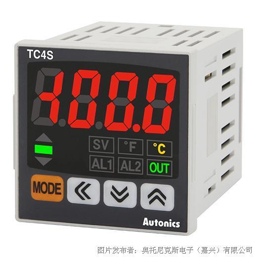 奥托尼克斯TC系列经济型单显示PID温度控制器