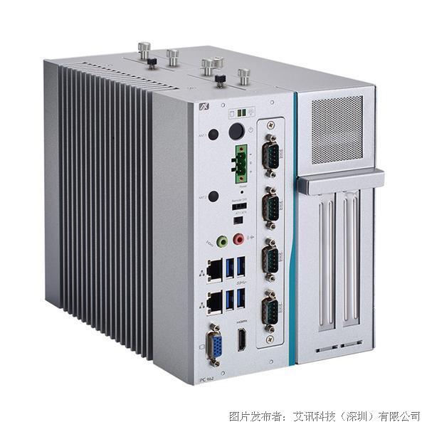 艾讯科技 IPC962-512-FL双槽模块化电脑系统