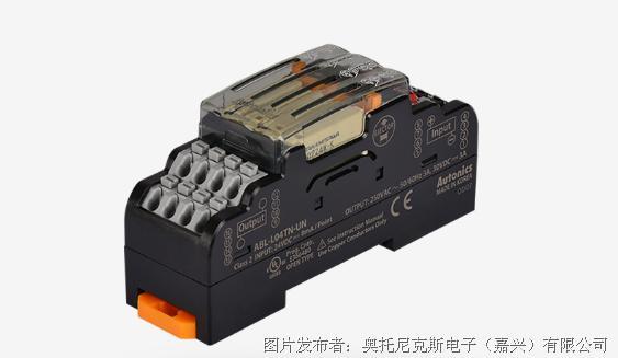 奥托尼克斯ABL系列继电器端子台